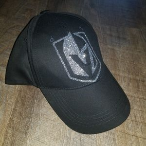 NHL Vegas Golden Knights Messy Bun hat